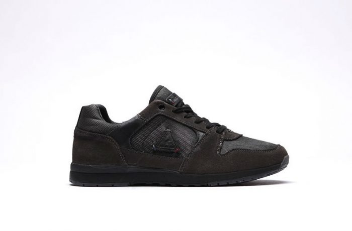 Le Coq Sportif Gaspar Low Triple Black