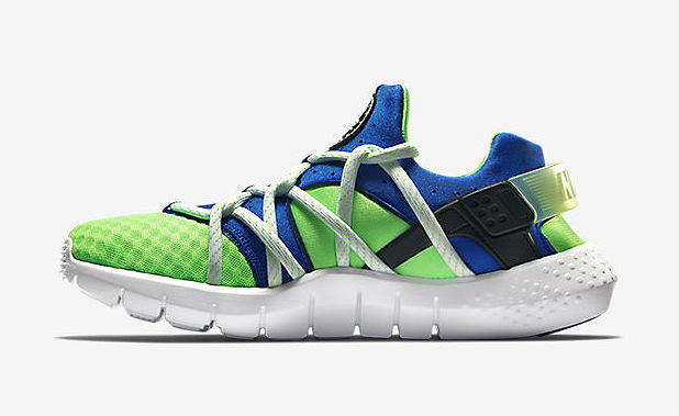 Nike Air Huarache NM Poison Green