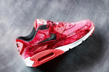 Nike Air Max 90 25th Anniversary Red Velvet