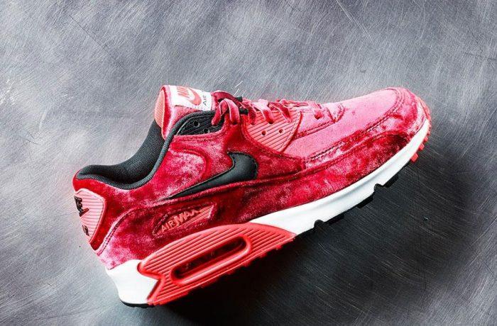 Nike Air Max 90 25th Anniversary Red Velvet