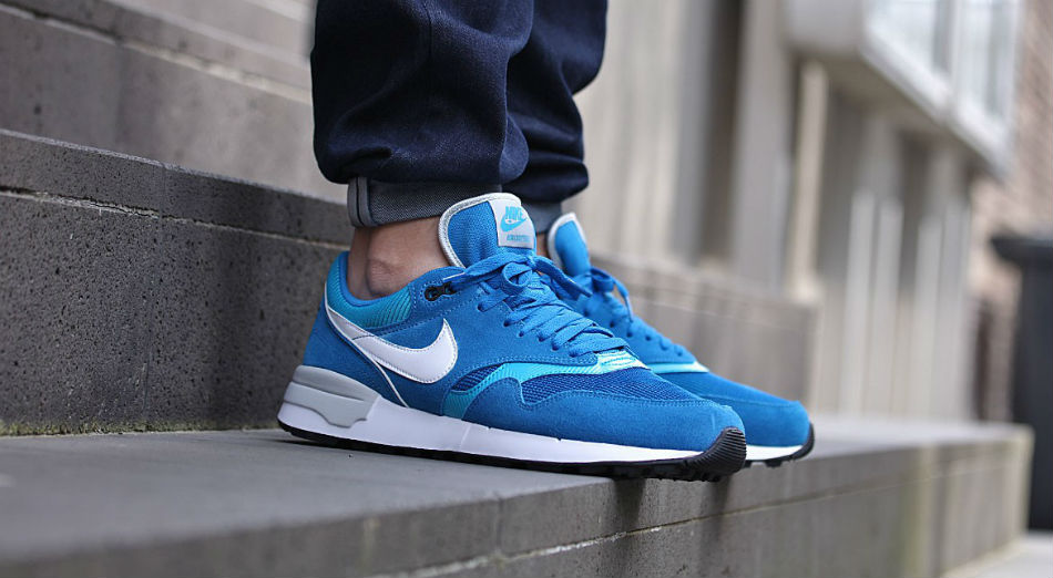 nike air odyssey electric blue