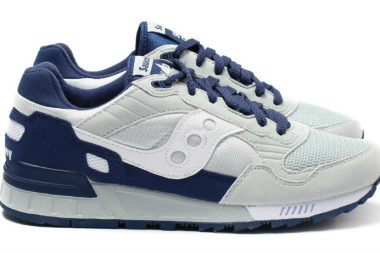 Saucony Shadow 5000 Grey/Blue