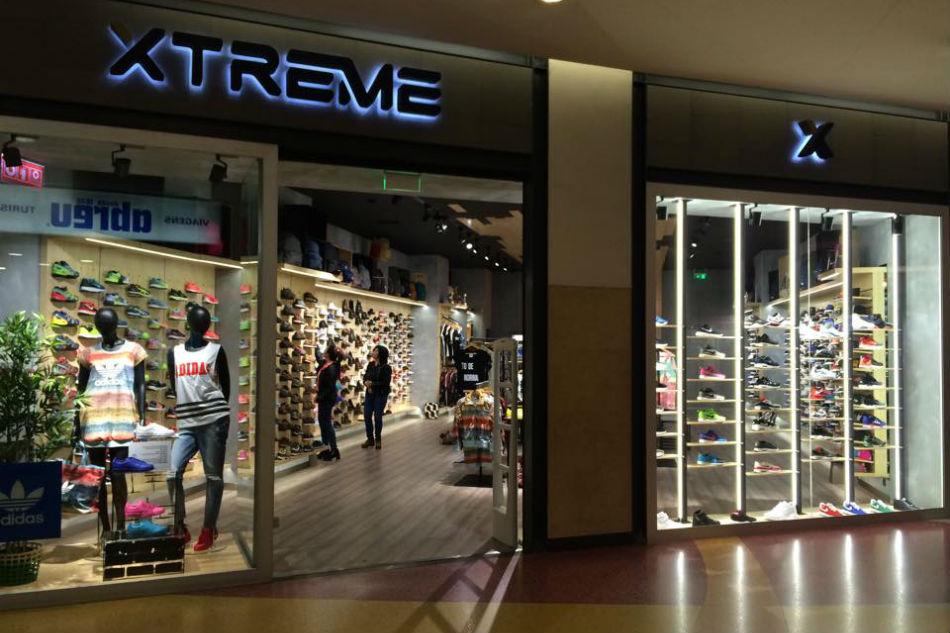 Xtreme loja Forum Coimbra