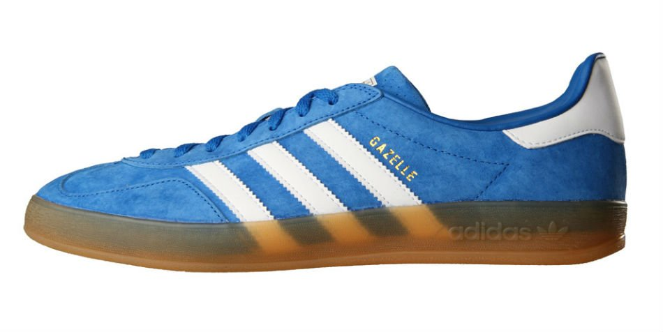 adidas originals gazelle indoor bluebird