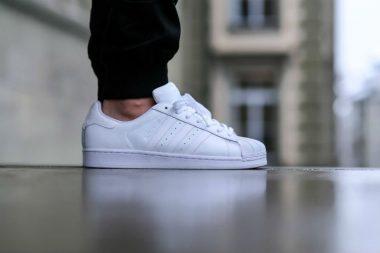 adidas Originals Superstar Foundation FTWR White