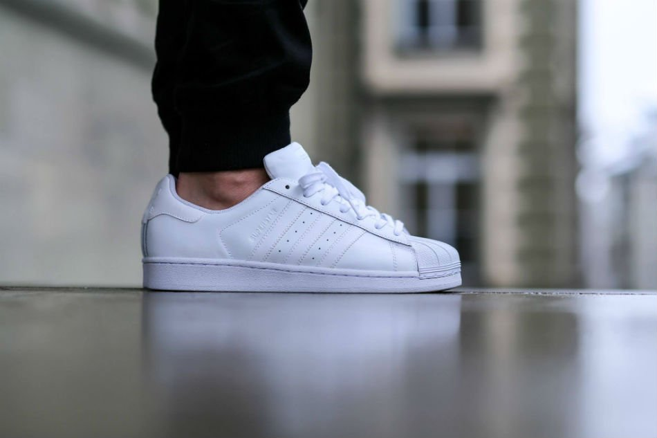 adidas Originals Superstar Foundation FTWR White