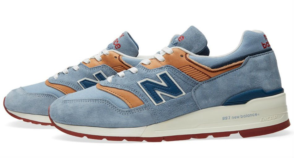 new balance m997 sky tan blue