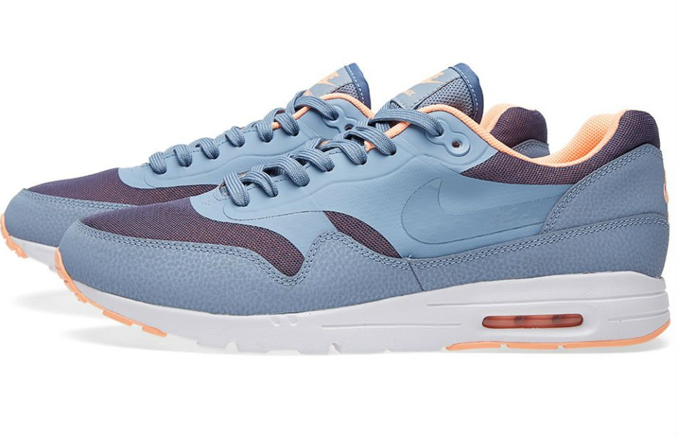 Nike Air Max 1 Ultra Moire Cool Blue/Sunset Glow