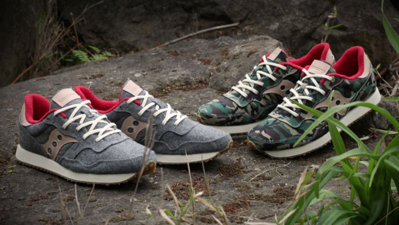Saucony Originals DXN 'Lodge Pack'