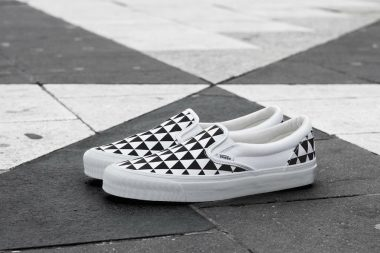 sneakersnstuff x vans slip on