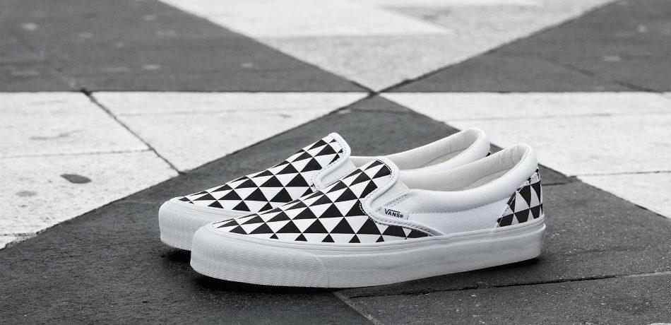 sneakersnstuff x vans slip on
