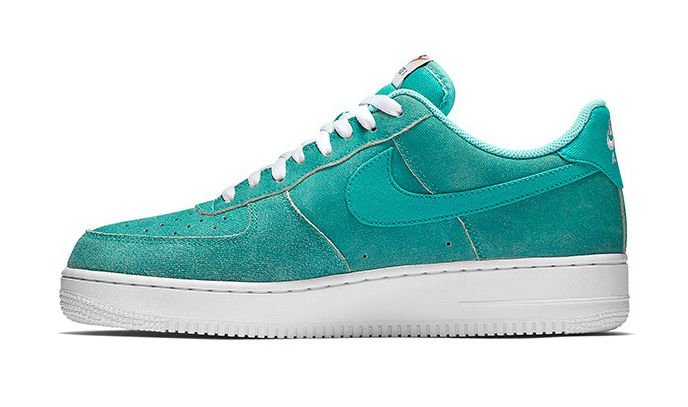 Nike Air Force 1 Light Retro White/Light Aqua