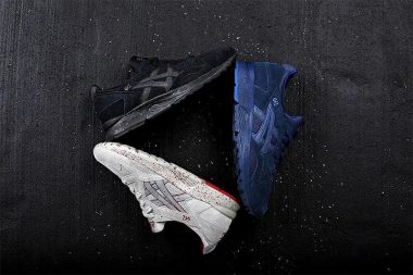 "Asics Gel Lyte V ""Night Shade"" Pack"