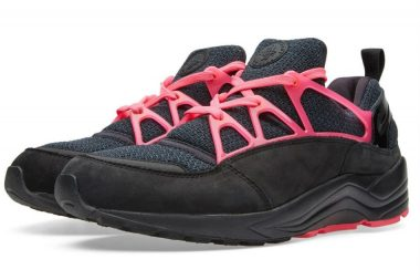 Nike Air Huarache Light FC Black/Pink Flash