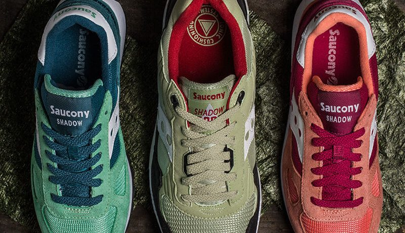saucony originals sushi pack