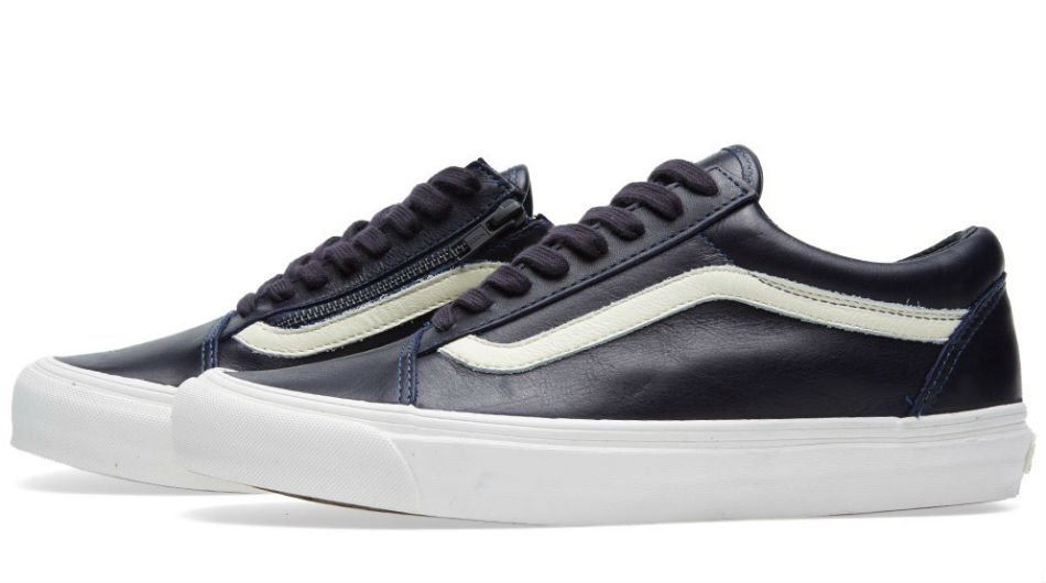 Vans Vault Old Skool Zip LX Peacoat