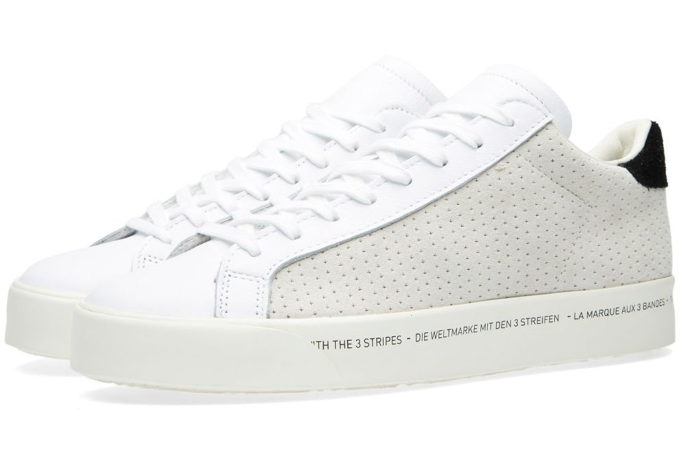 adidas Originals Rod Laver Remastered White/Off White