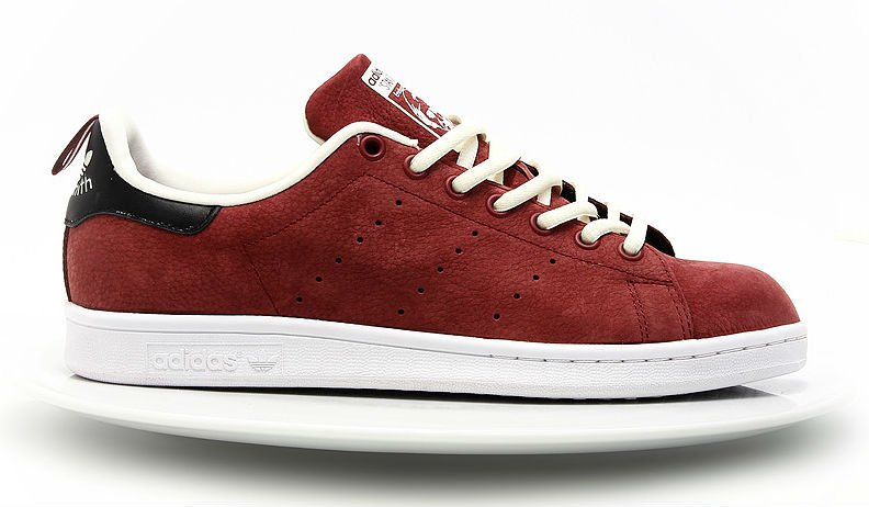 adidas Originals Stan Smith Rust Red