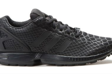 adidas Originals ZX Flux Techfit Core Black