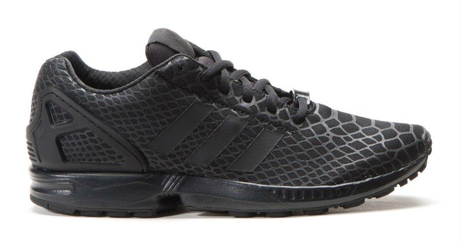 adidas Originals ZX Flux Techfit Core Black