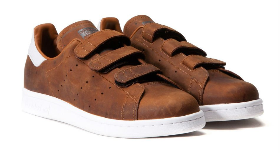 adidas Originals Stan Smith CF Night Brown