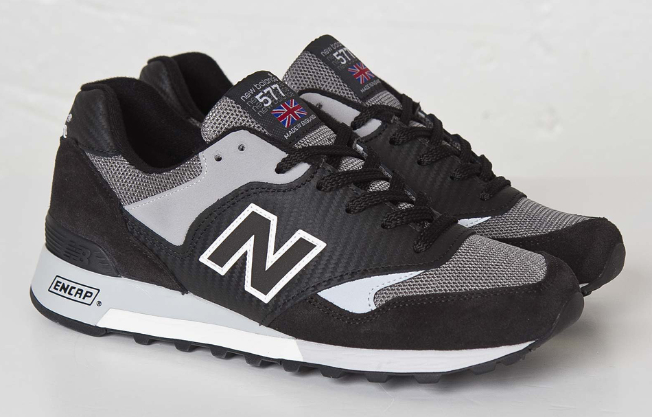 New Balance M577 Black/Grey
