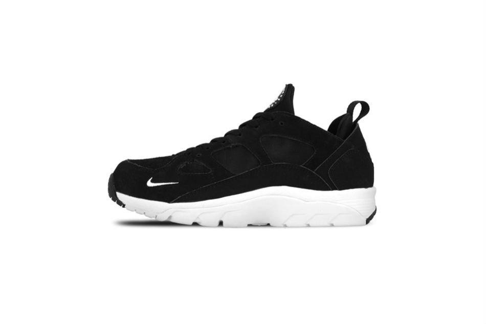 Nike Air Trainer Huarache Low Black/White-Black