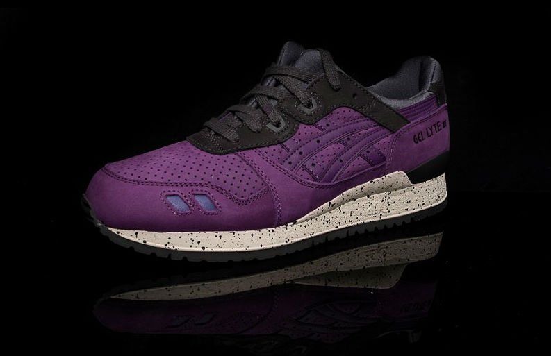 Asics Gel Lyte III 'After Hours Pack' Purple