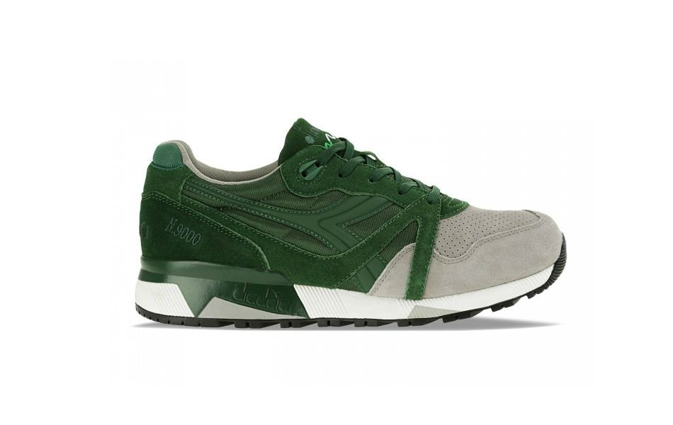 Diadora N9000 Double Fogliage Green/Paloma Green