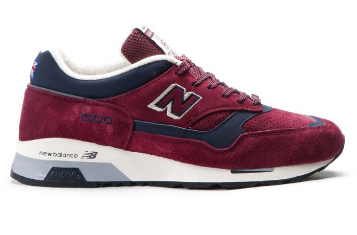 """New Balance M1500 AB """"Real Ale Pack"""" The Cumbrian Red Burgundy"""
