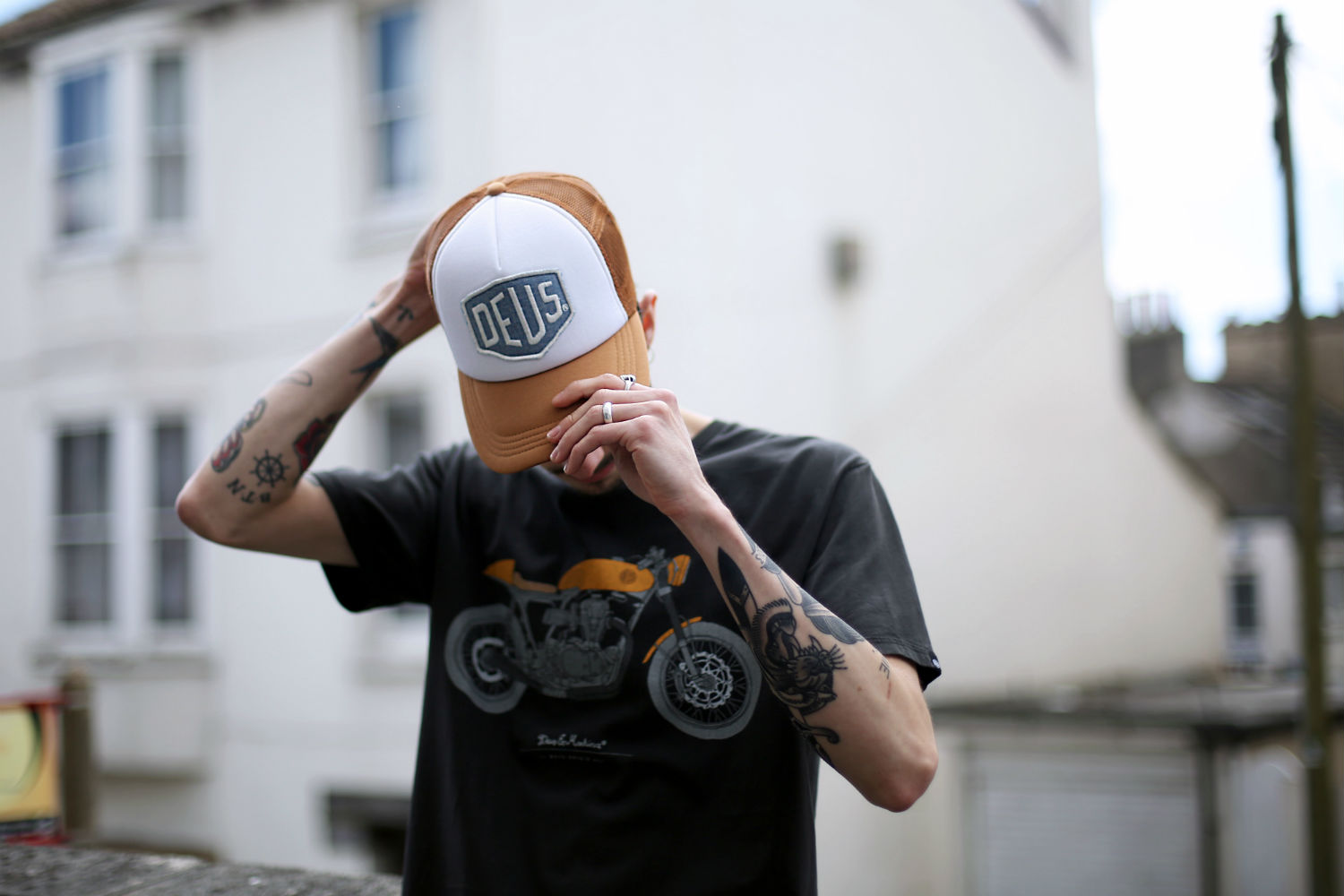 deus ex machina aw15 lookbook by urban industry