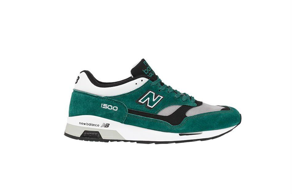 New Balance M1500SA Bottle Green/Grey