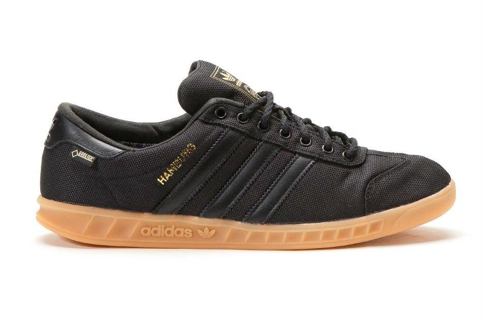 adidas Hamburg GTX Black/Gum