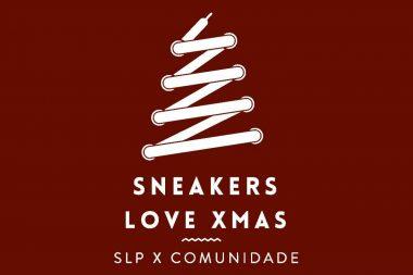 sneakers love xmas