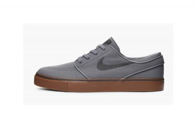 Nike SB Zoom Stefan Janoski Canvas Cool Grey
