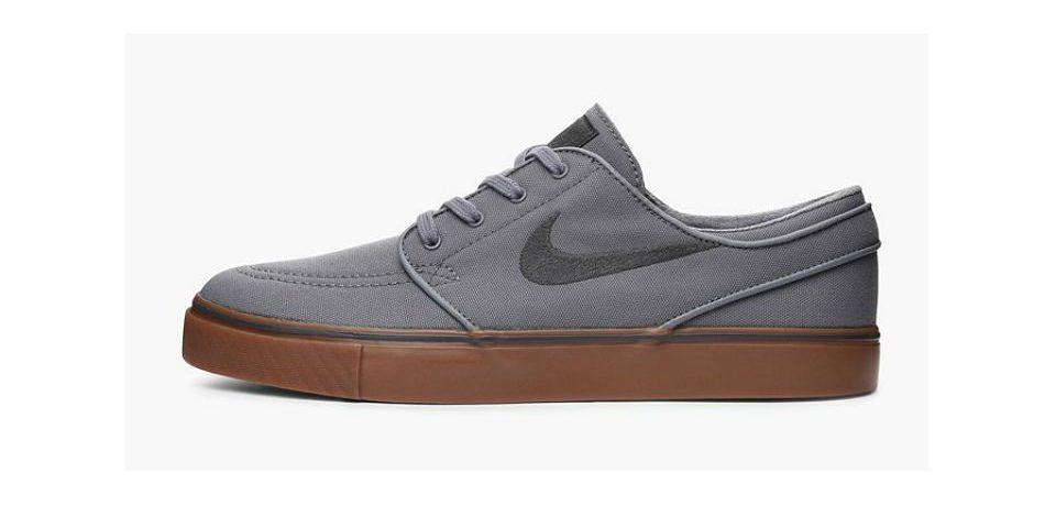Nike SB Zoom Stefan Janoski Canvas Cool Grey