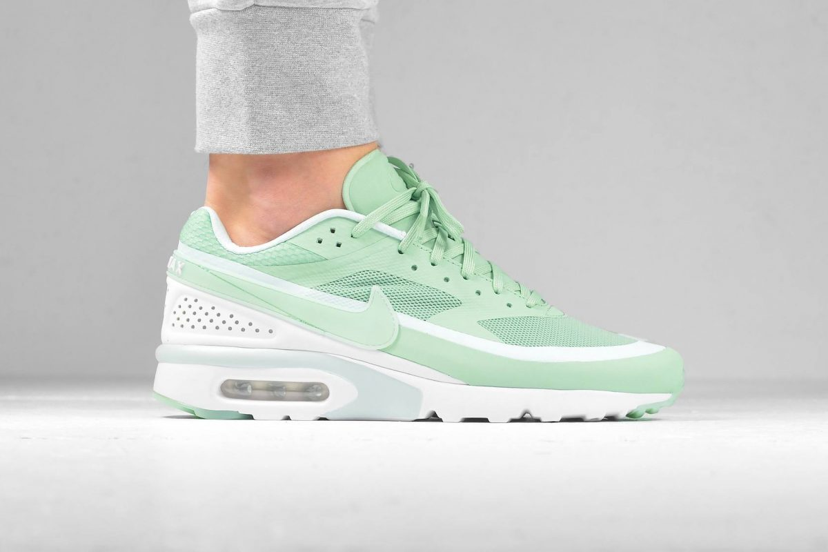 Nike Air Max BW Ultra Enamel Green