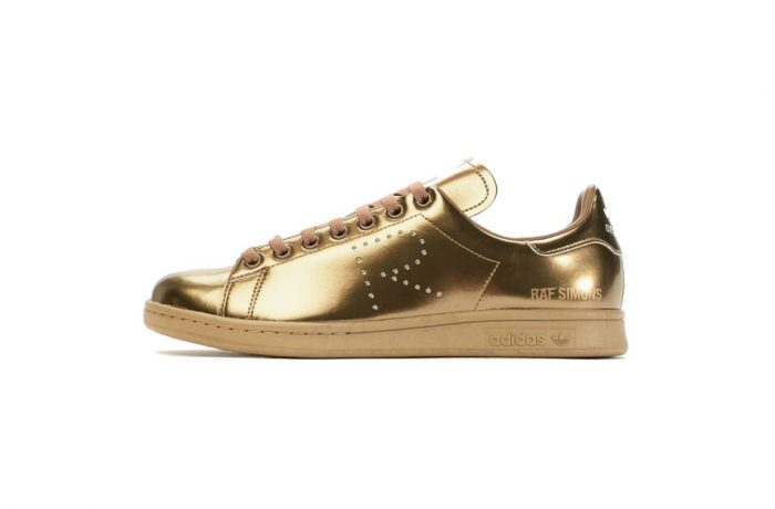 adidas by Raf Simons Stan Smith Copper Metallic