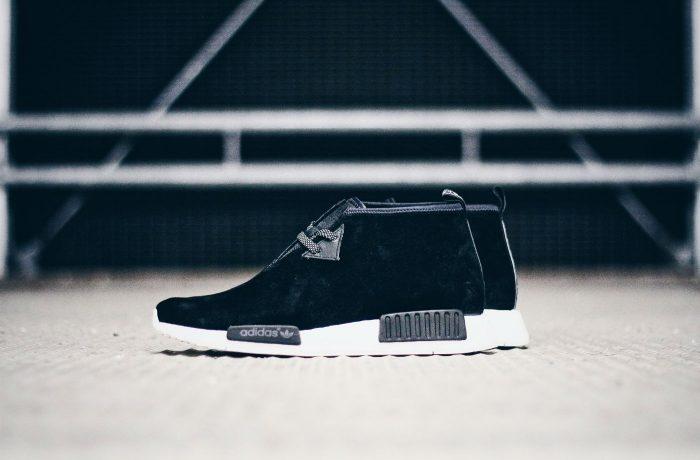 adidas Originals NMD C1 'Chukka' Core Black