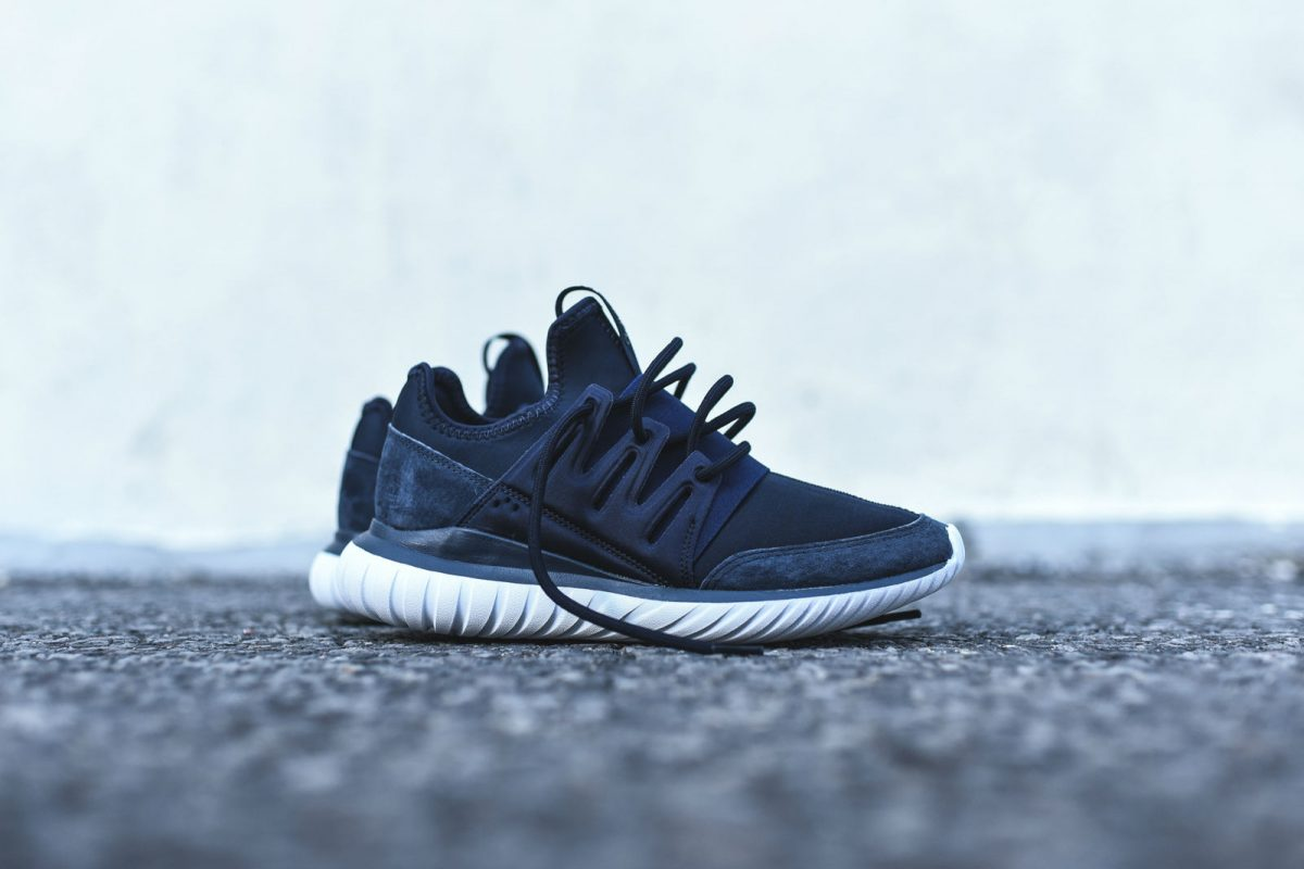 adidas originals tubular radial night navy