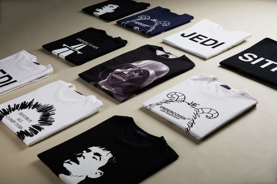 UNDERCOVER Graphic T-shirts Collection