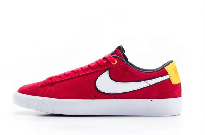 Nike SB Blazer Low GT University Red