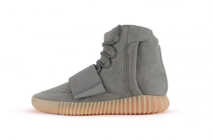 "adidas Yeezy Boost 750 In ""Light Grey/Gum"""