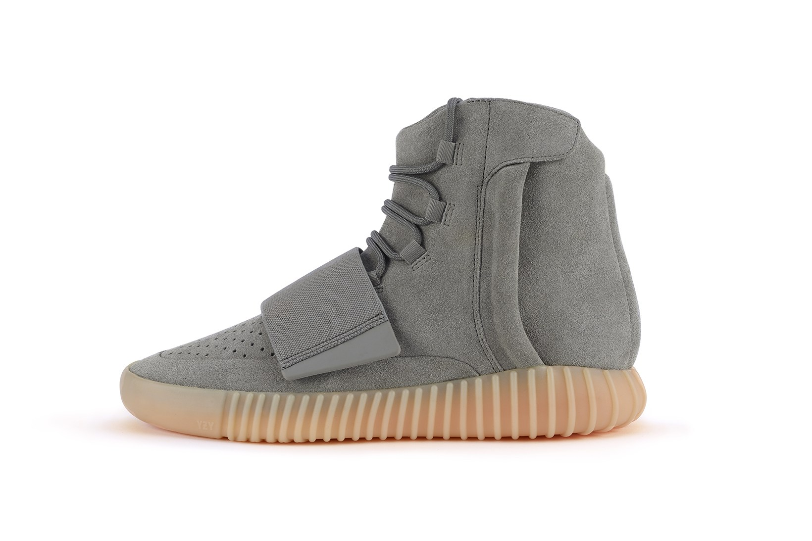 "adidas Yeezy Boost 750 In ""Light Grey/Gum"""