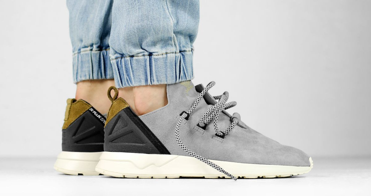 finest selection 7be53 ebb61 adidas ZX Flux ADV X Light Onix | Sneakers Love Portugal