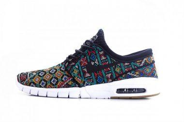 Nike SB Stefan Janoski Max Premium Black