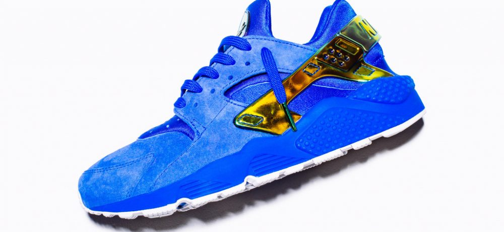 undefeated exclusive nike air huarache