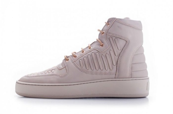 filling pieces high top huar cappuccino