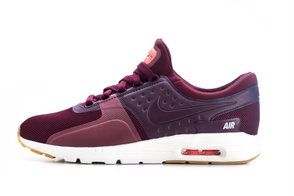 Nike WMNS Air Max Zero Night Maroon