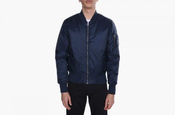 urban classics bomber jacket